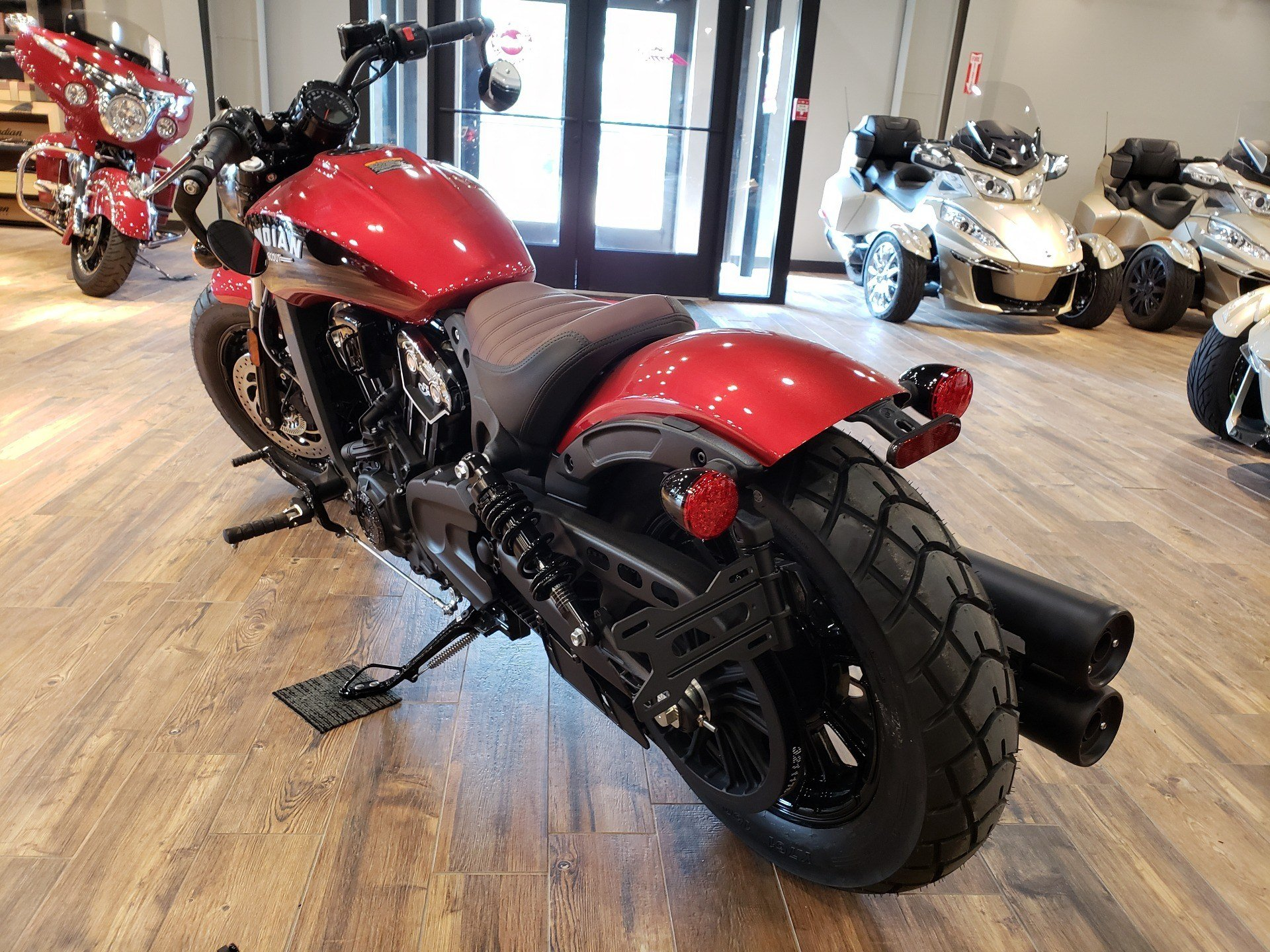 2019 Indian Scout® Bobber ABS Icon Series in Mineral Wells, West Virginia - Photo 3