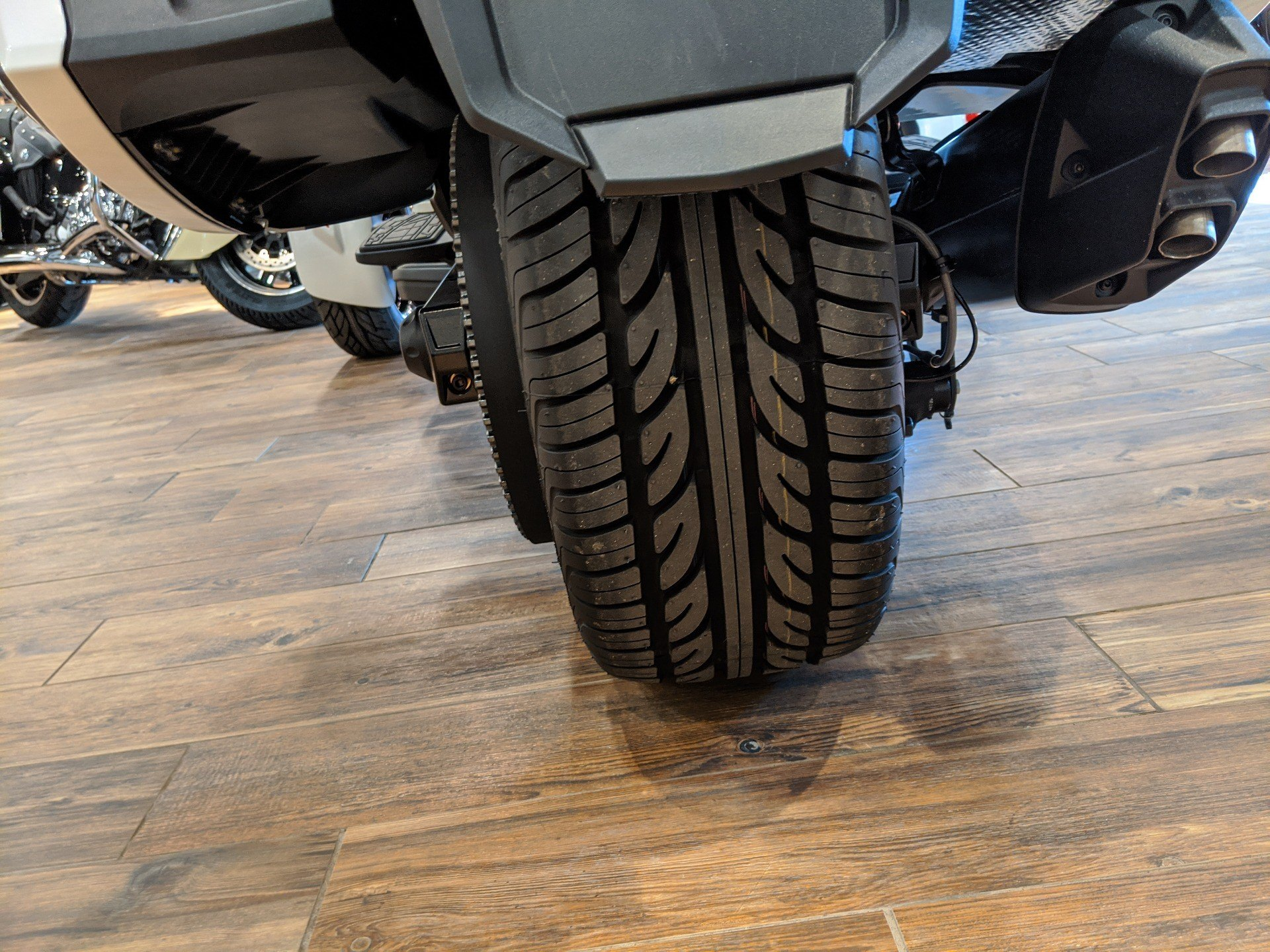 2019 Can-Am Spyder RT Limited in Mineral Wells, West Virginia - Photo 10