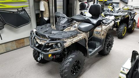 2016 Can-Am Outlander MAX XT 650 in Mineral Wells, West Virginia