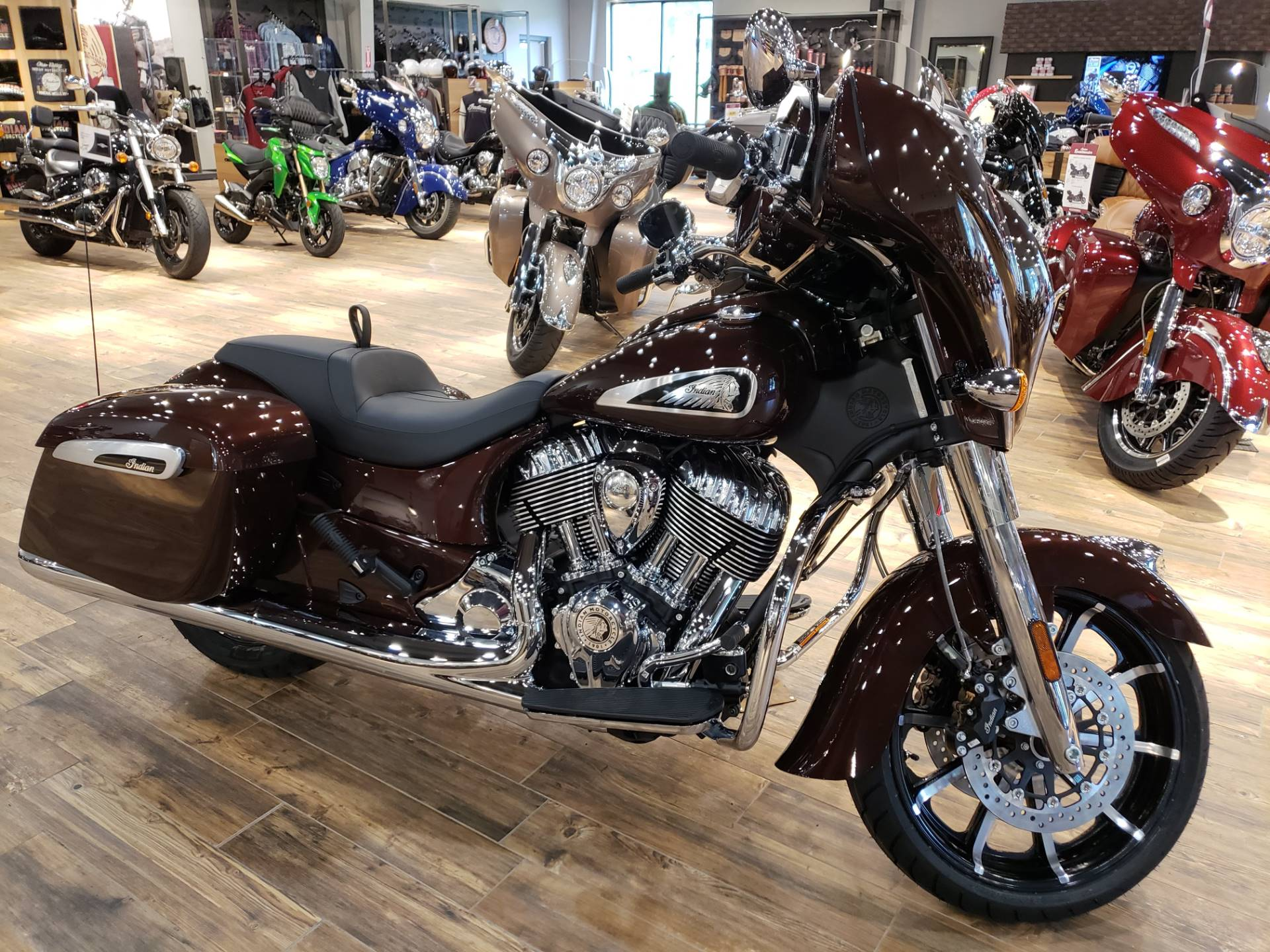 2019 Indian Chieftain® Limited ABS in Mineral Wells, West Virginia - Photo 1