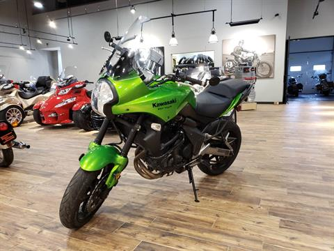 2009 Kawasaki Versys™ in Mineral Wells, West Virginia