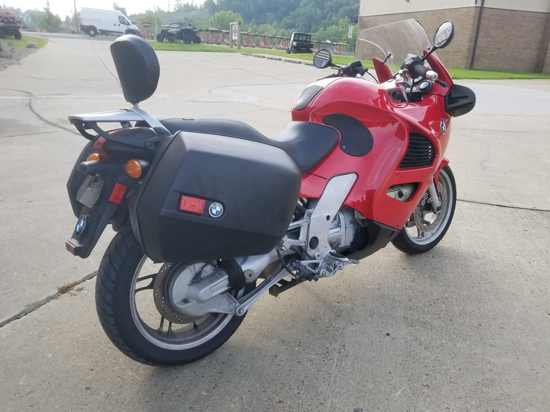 1998 BMW K1200RS ABS in Mineral Wells, West Virginia