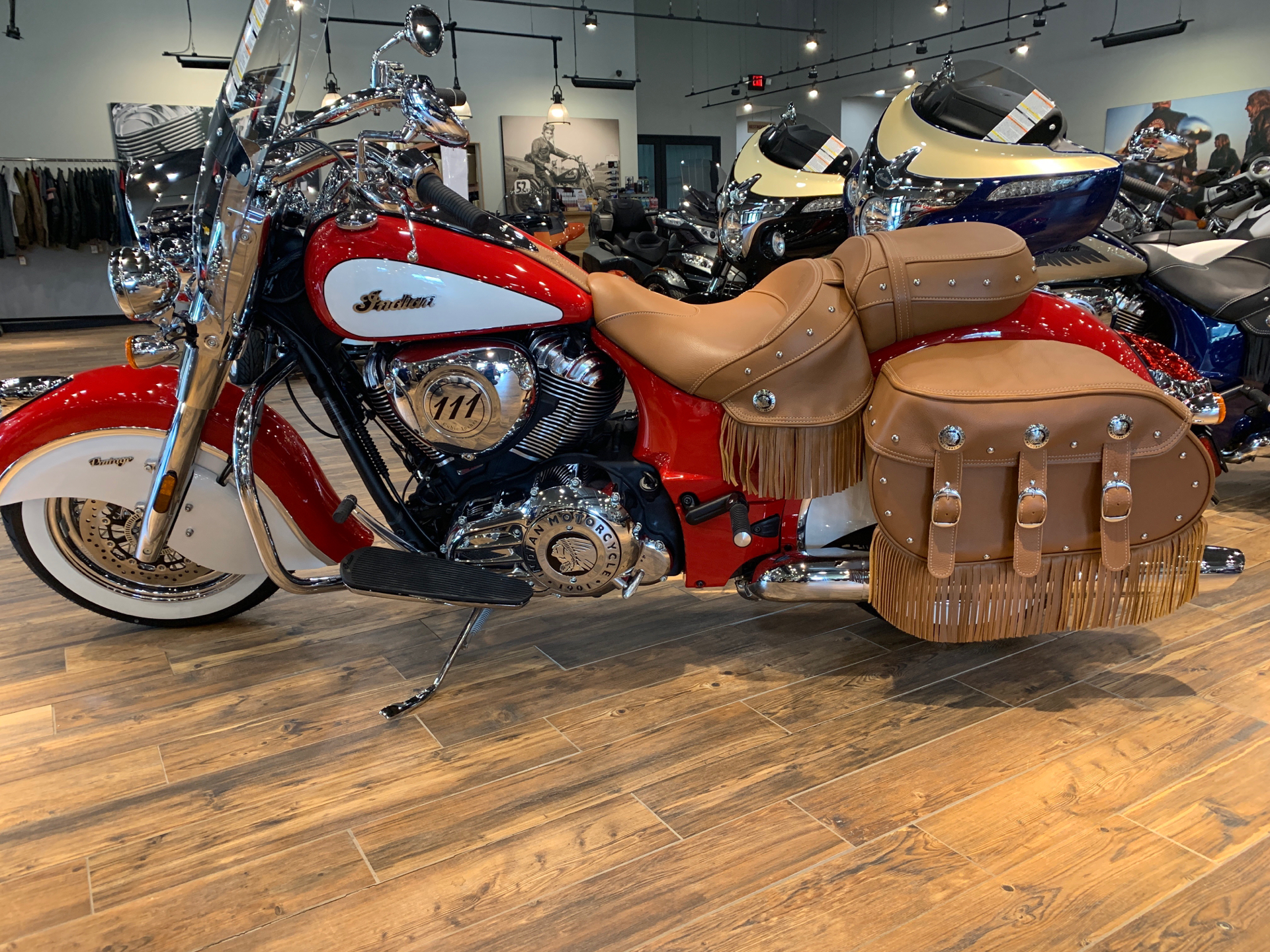 2019 Indian Chief® Vintage Icon Series in Mineral Wells, West Virginia
