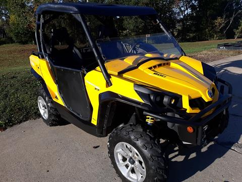 2015 Can-Am Commander™ XT™ 800R in Mineral Wells, West Virginia - Photo 8