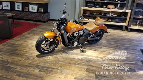 2018 Indian Scout® ABS Icon Series in Mineral Wells, West Virginia