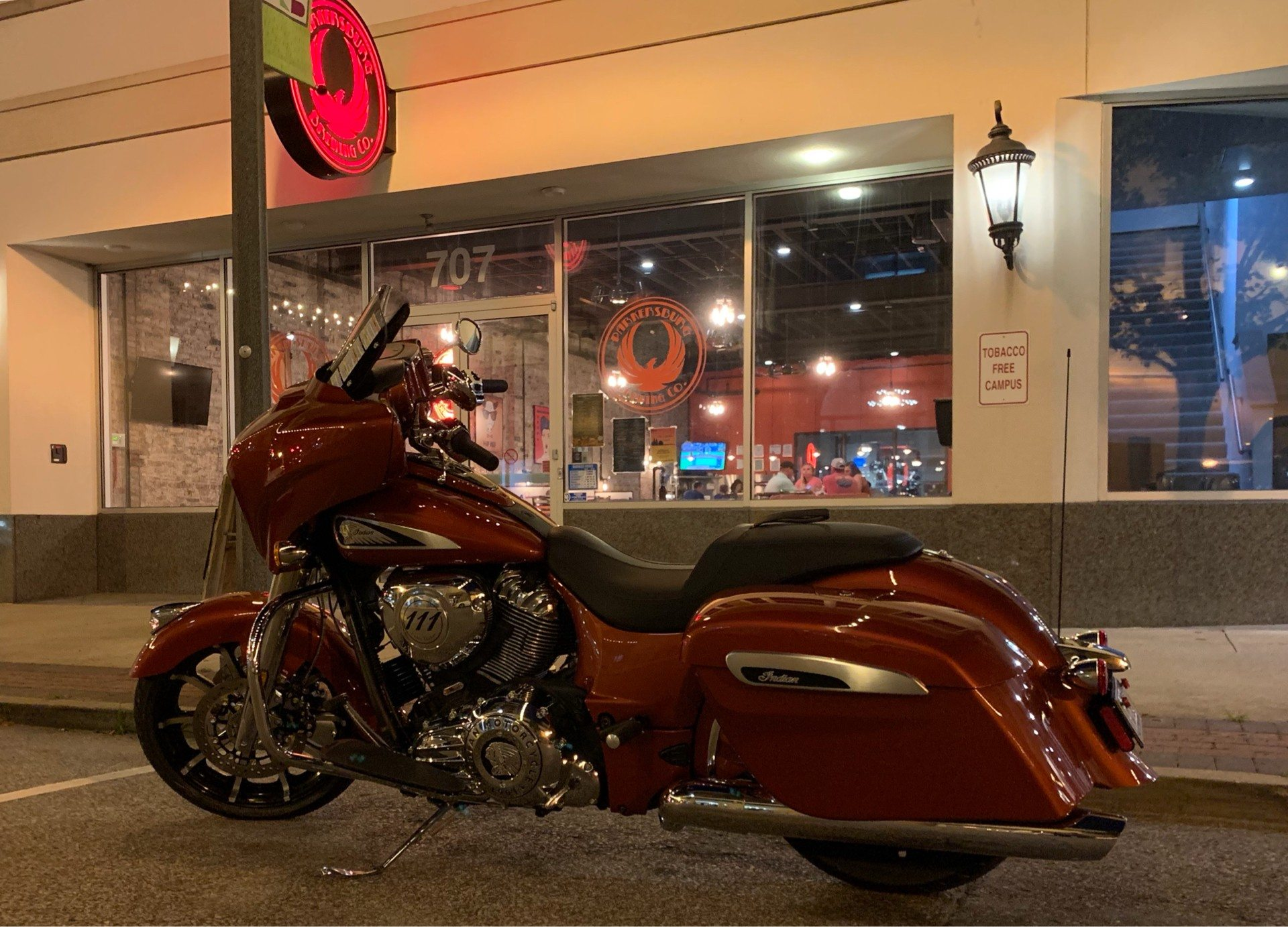 2019 Indian Chieftain® Limited Icon Series in Mineral Wells, West Virginia - Photo 1