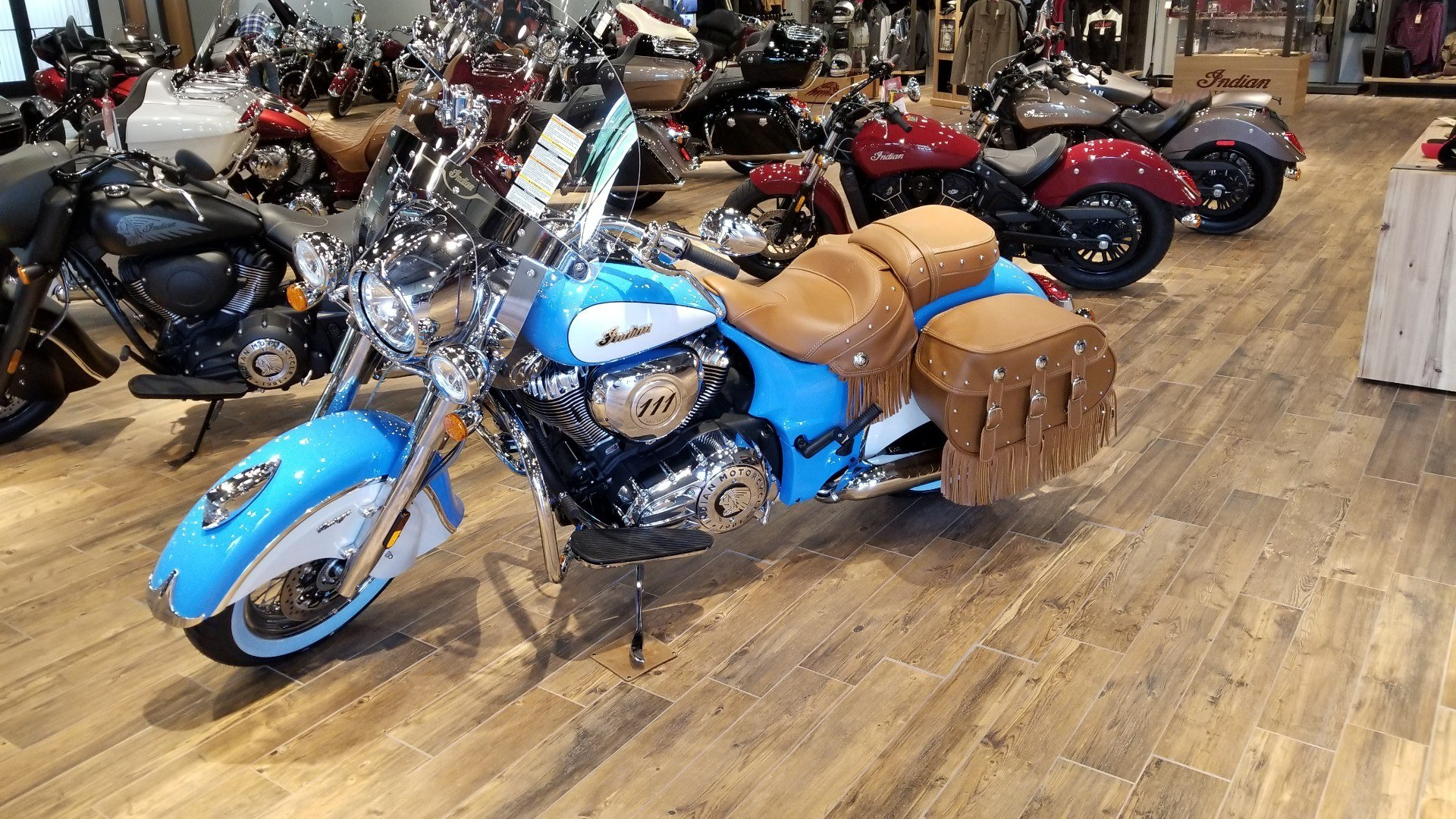 2018 Indian Chief® Vintage ABS in Mineral Wells, West Virginia - Photo 1