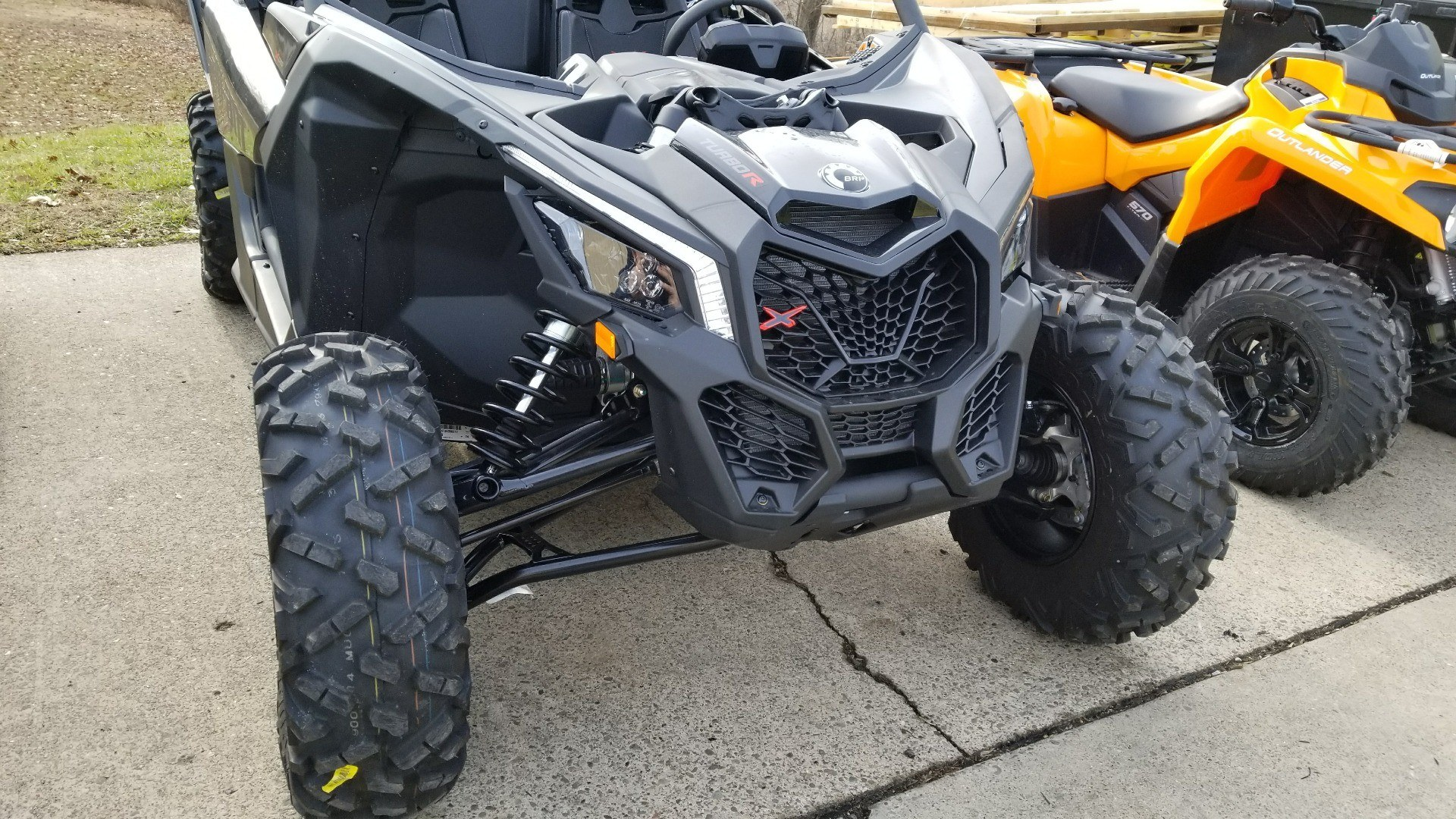 2018 Can-Am Maverick X3 X ds Turbo R in Mineral Wells, West Virginia
