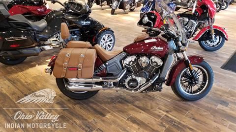 2017 Indian Scout® ABS in Mineral Wells, West Virginia