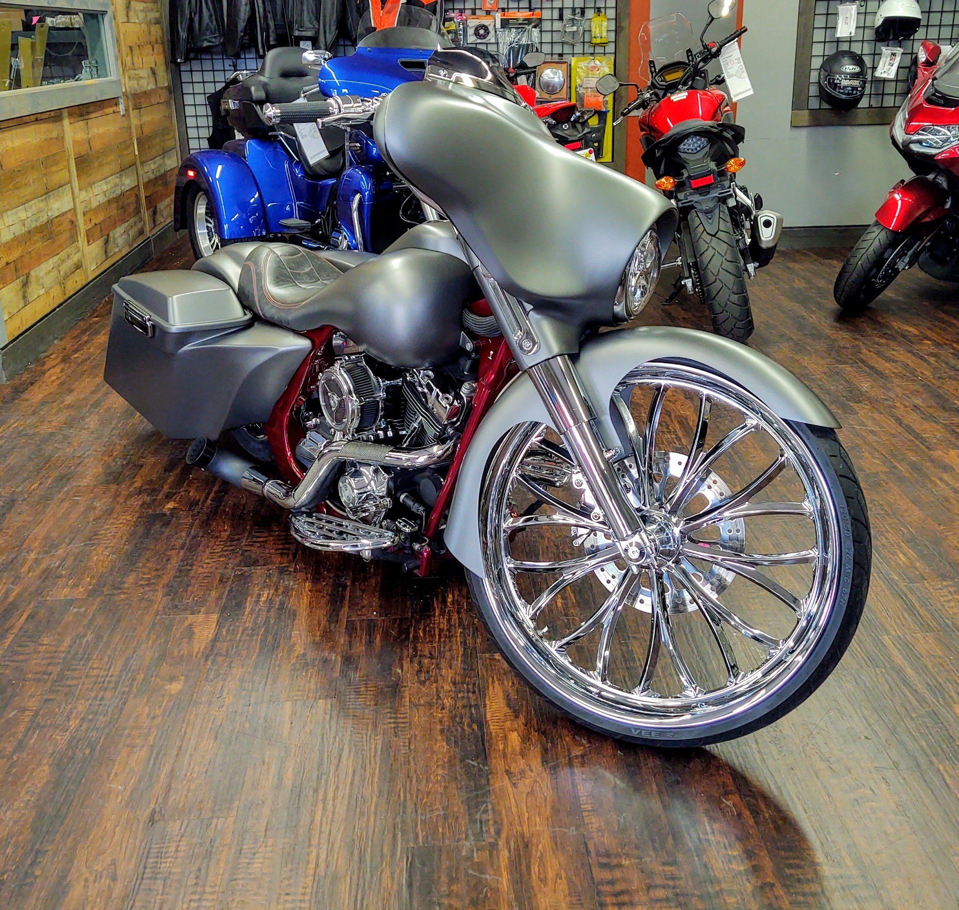 2008 Harley-Davidson Street Glide® in Pensacola, Florida - Photo 2