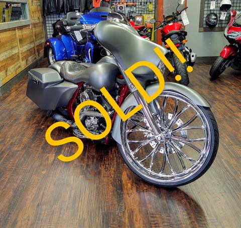 2008 Harley-Davidson Street Glide® in Pensacola, Florida - Photo 1