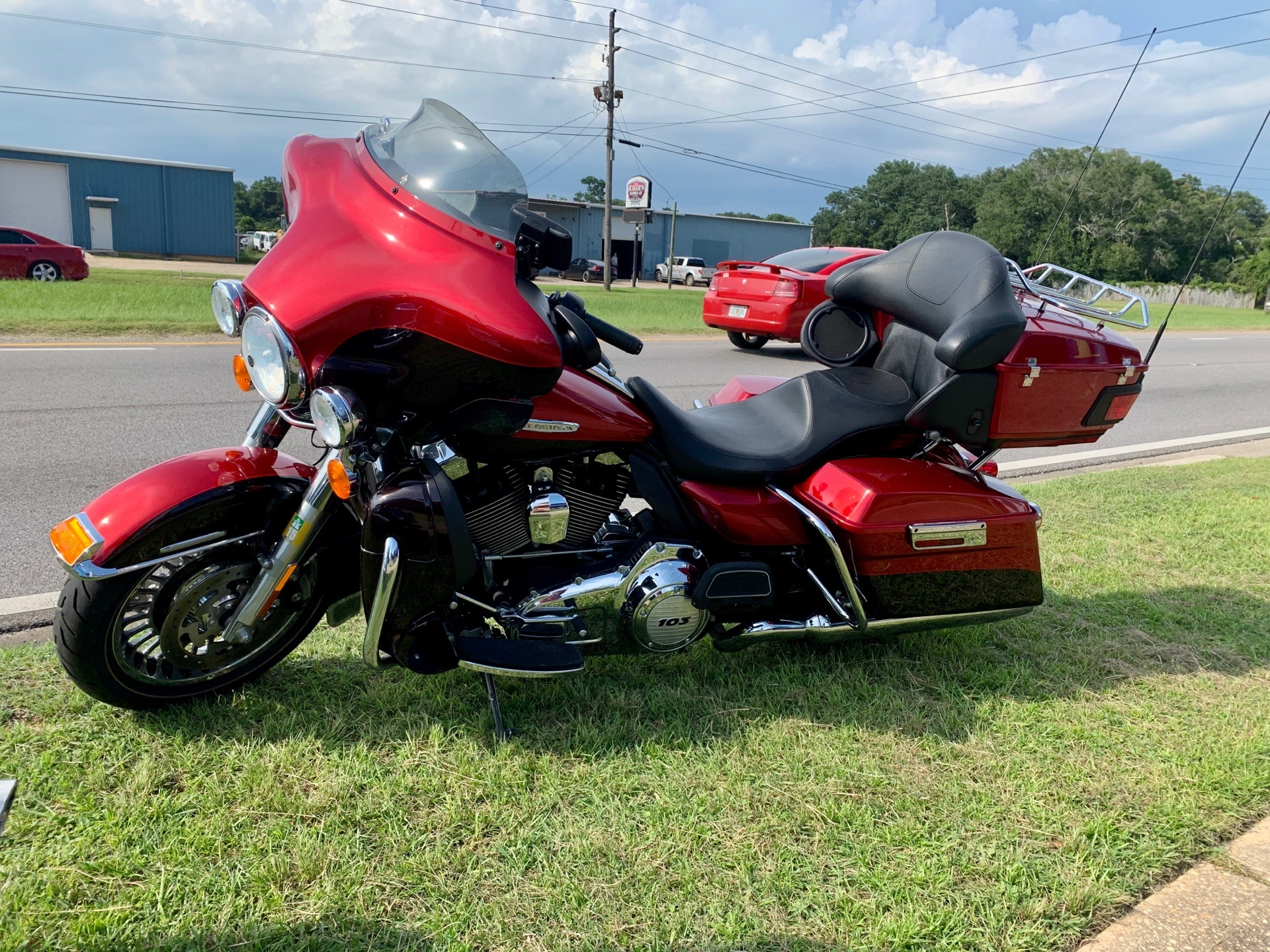 2013 Harley-Davidson Electra Glide® Ultra Limited in Pensacola, Florida - Photo 1