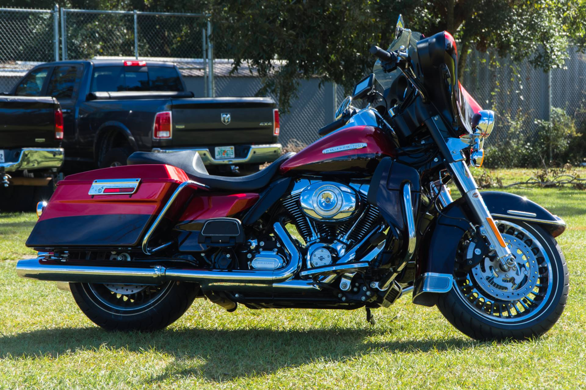2013 Harley-Davidson Electra Glide® Ultra Limited in Pensacola, Florida - Photo 3
