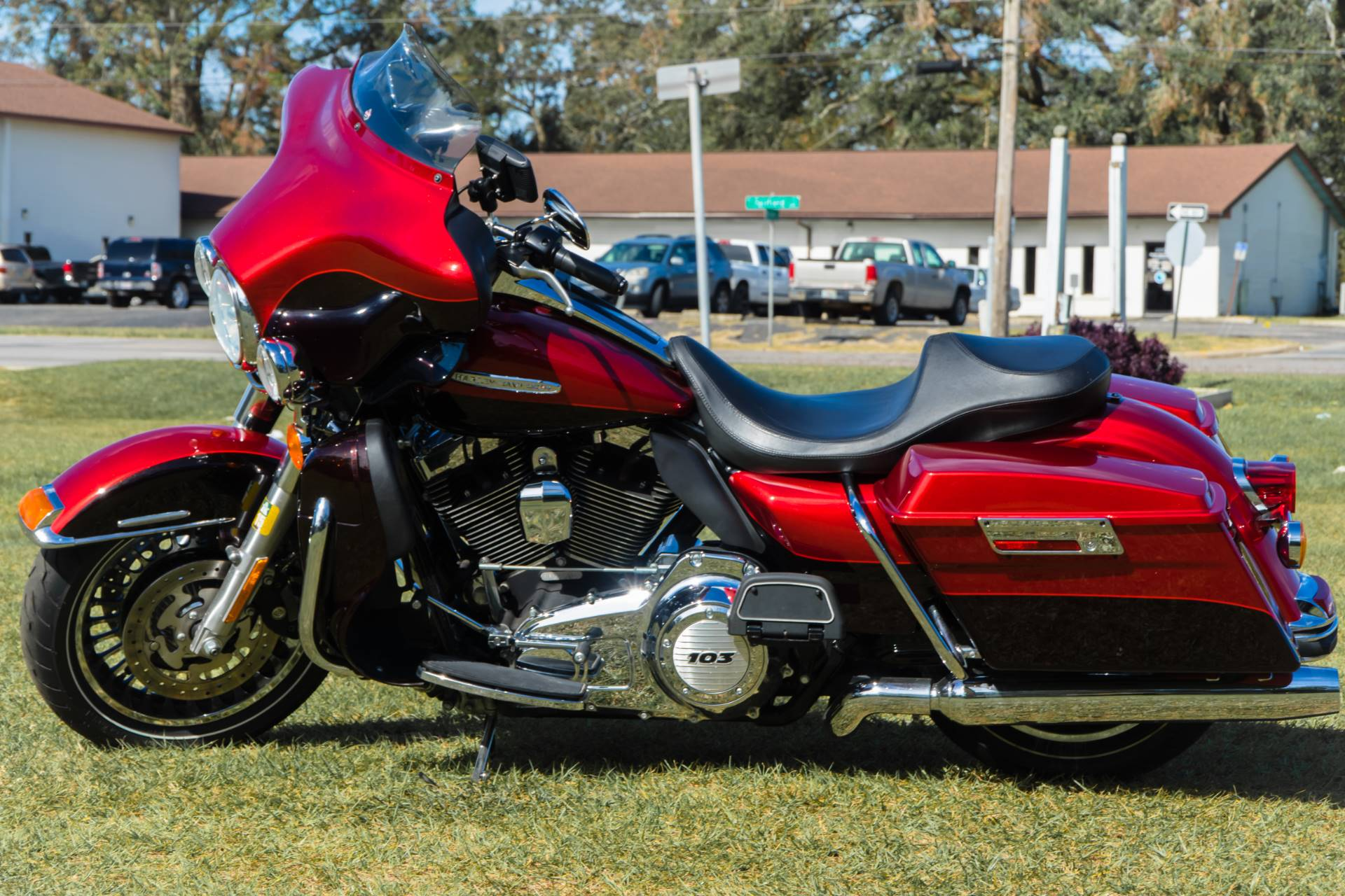 2013 Harley-Davidson Electra Glide® Ultra Limited in Pensacola, Florida - Photo 5