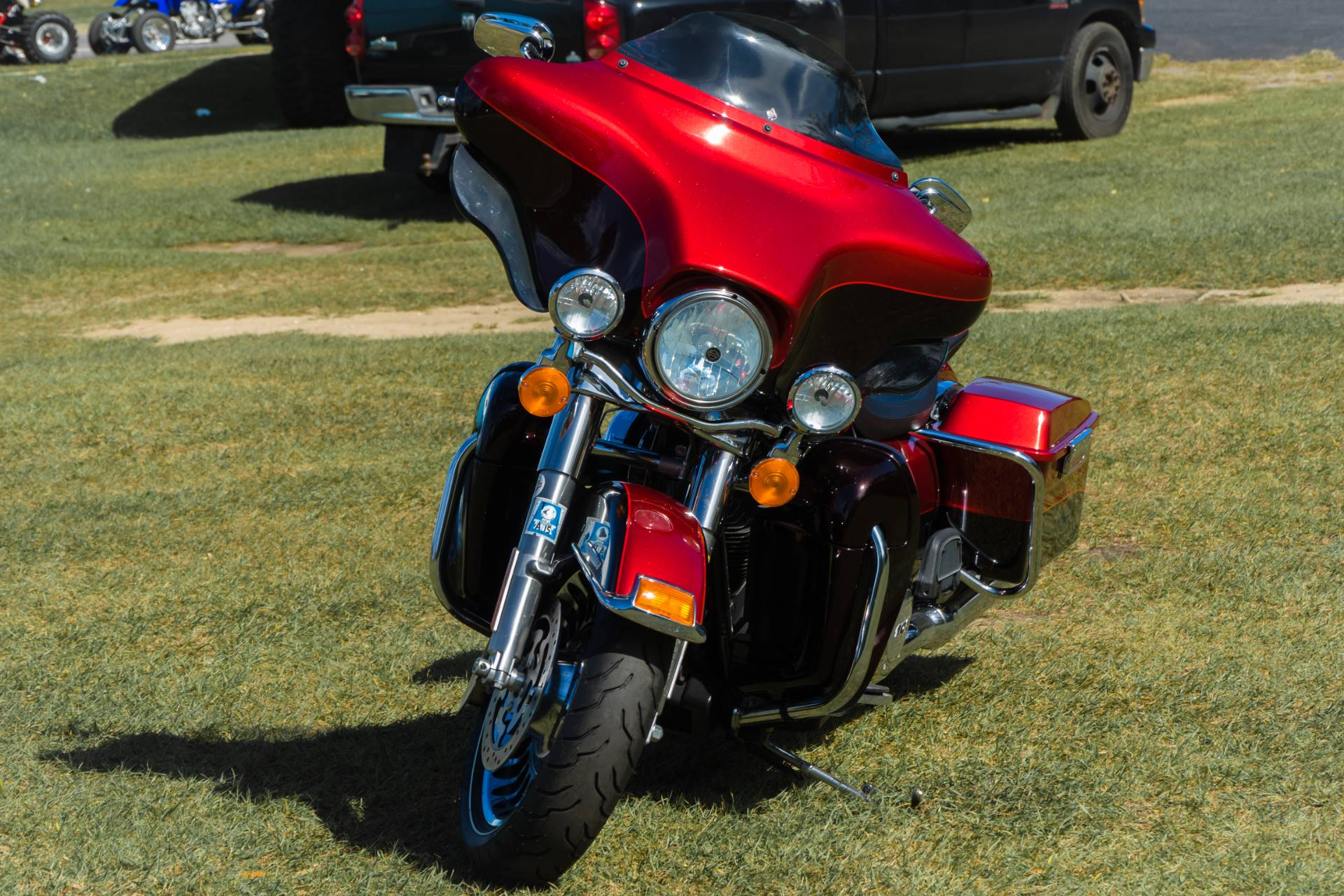 2013 Harley-Davidson Electra Glide® Ultra Limited in Pensacola, Florida - Photo 6