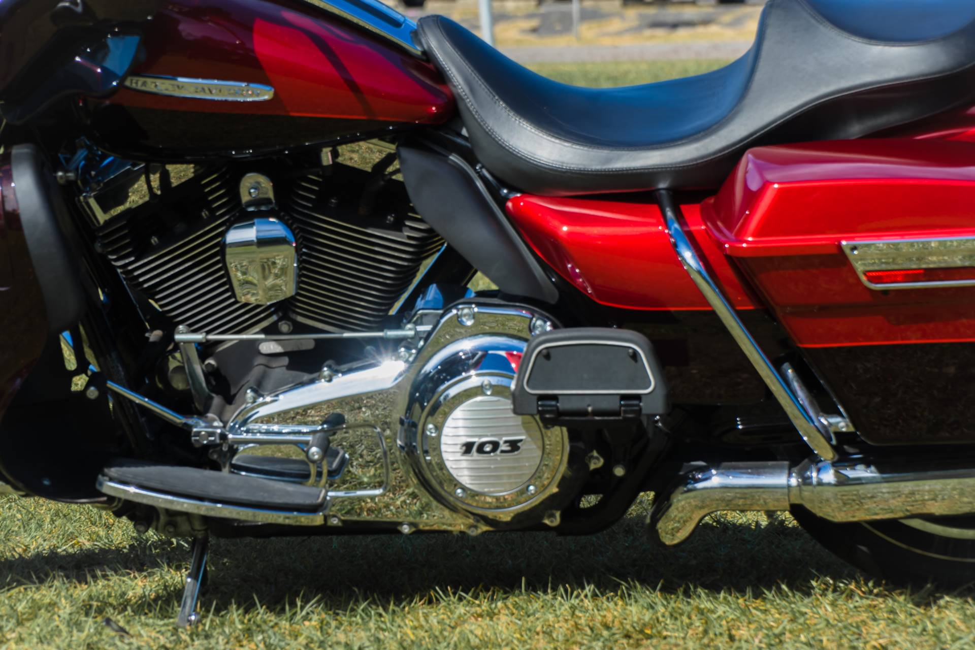 2013 Harley-Davidson Electra Glide® Ultra Limited in Pensacola, Florida - Photo 12