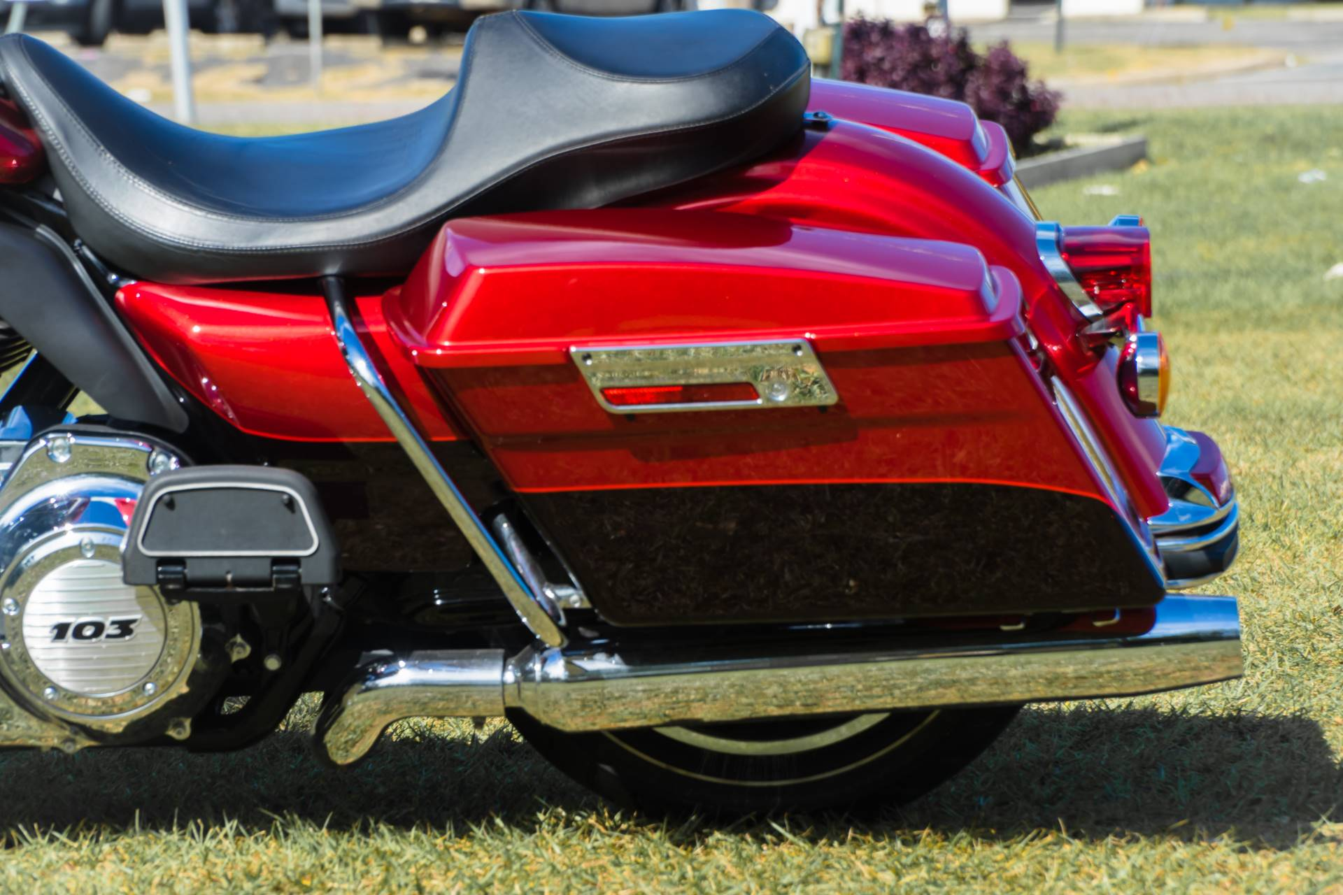 2013 Harley-Davidson Electra Glide® Ultra Limited in Pensacola, Florida - Photo 13