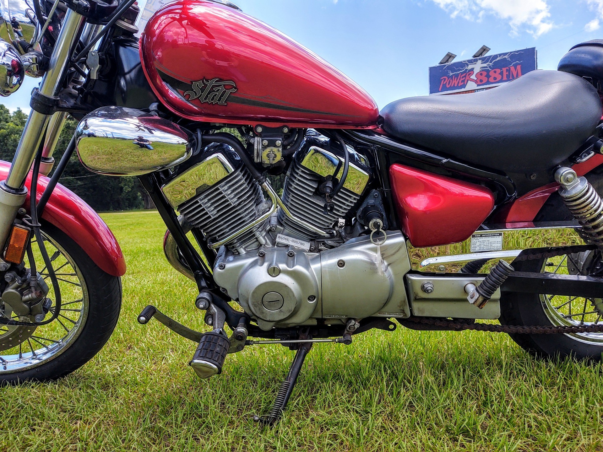 2014 Yamaha V Star 250 in Pensacola, Florida - Photo 8