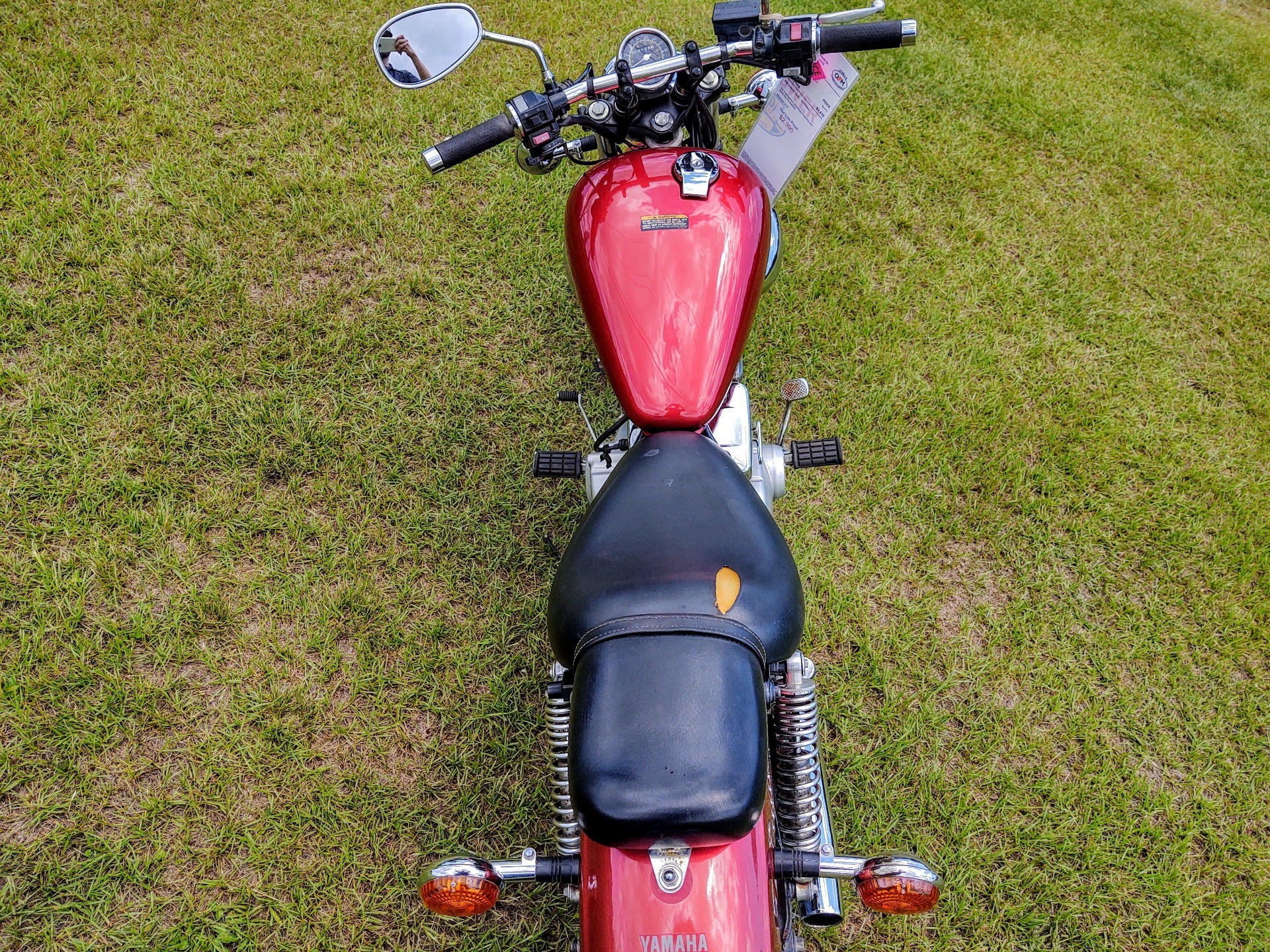 2014 Yamaha V Star 250 in Pensacola, Florida - Photo 14
