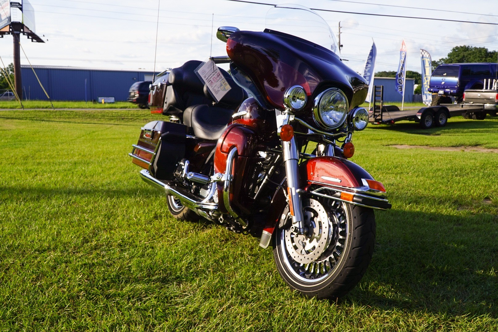 2011 Harley-Davidson Electra Glide® Ultra Limited in Pensacola, Florida - Photo 1
