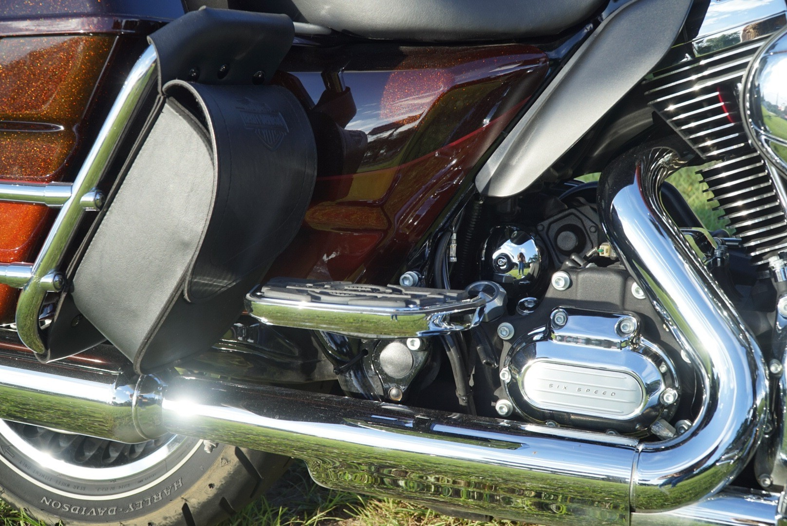 2011 Harley-Davidson Electra Glide® Ultra Limited in Pensacola, Florida - Photo 6