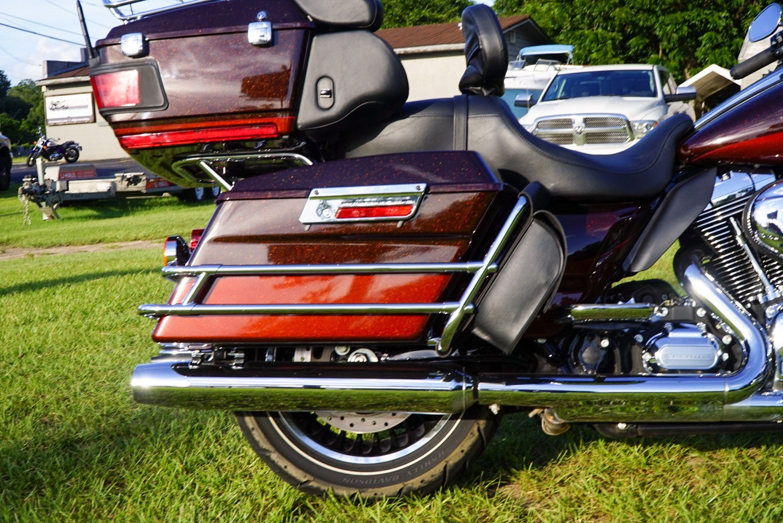 2011 Harley-Davidson Electra Glide® Ultra Limited in Pensacola, Florida - Photo 8