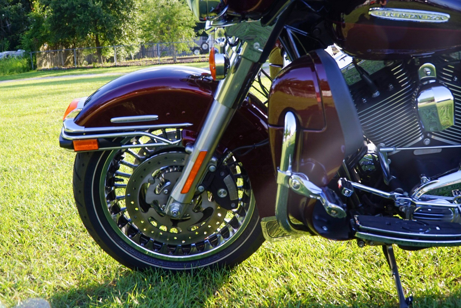 2011 Harley-Davidson Electra Glide® Ultra Limited in Pensacola, Florida - Photo 10