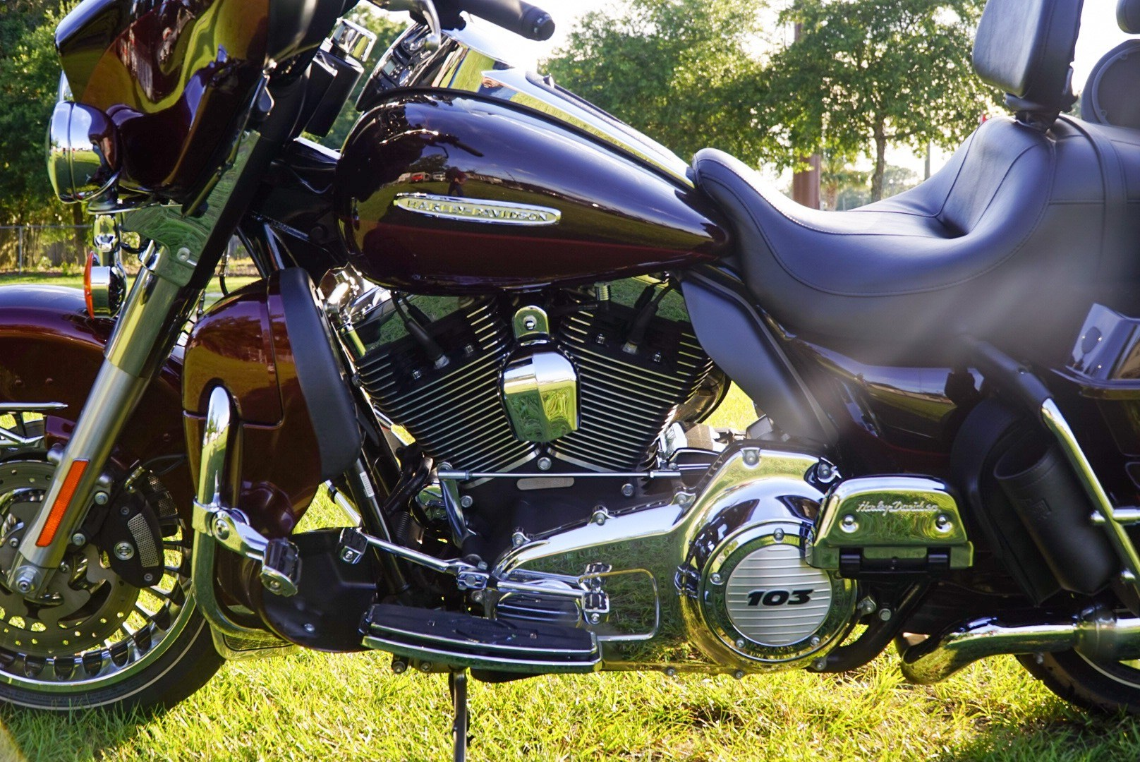 2011 Harley-Davidson Electra Glide® Ultra Limited in Pensacola, Florida - Photo 11