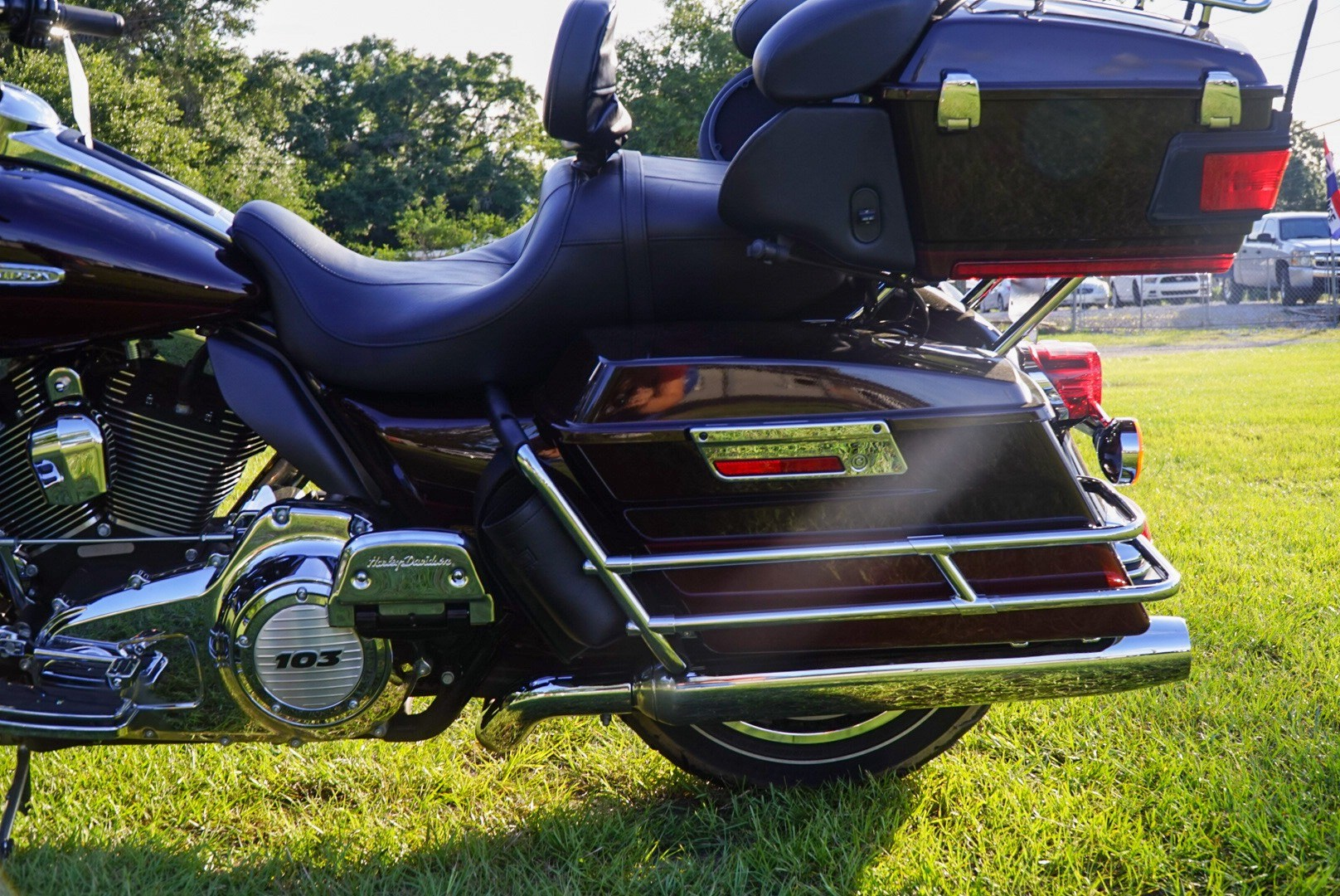 2011 Harley-Davidson Electra Glide® Ultra Limited in Pensacola, Florida - Photo 12