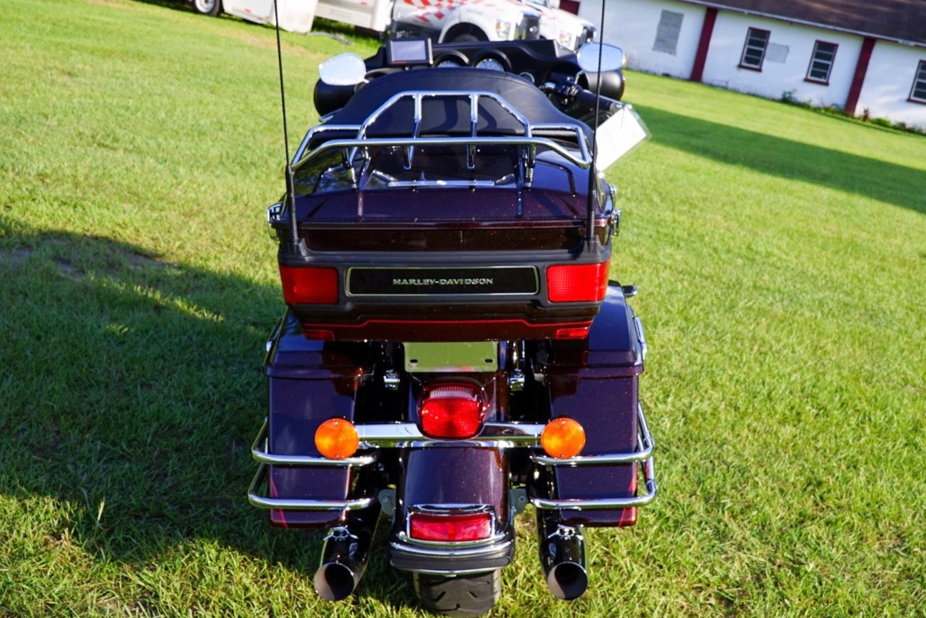 2011 Harley-Davidson Electra Glide® Ultra Limited in Pensacola, Florida - Photo 15
