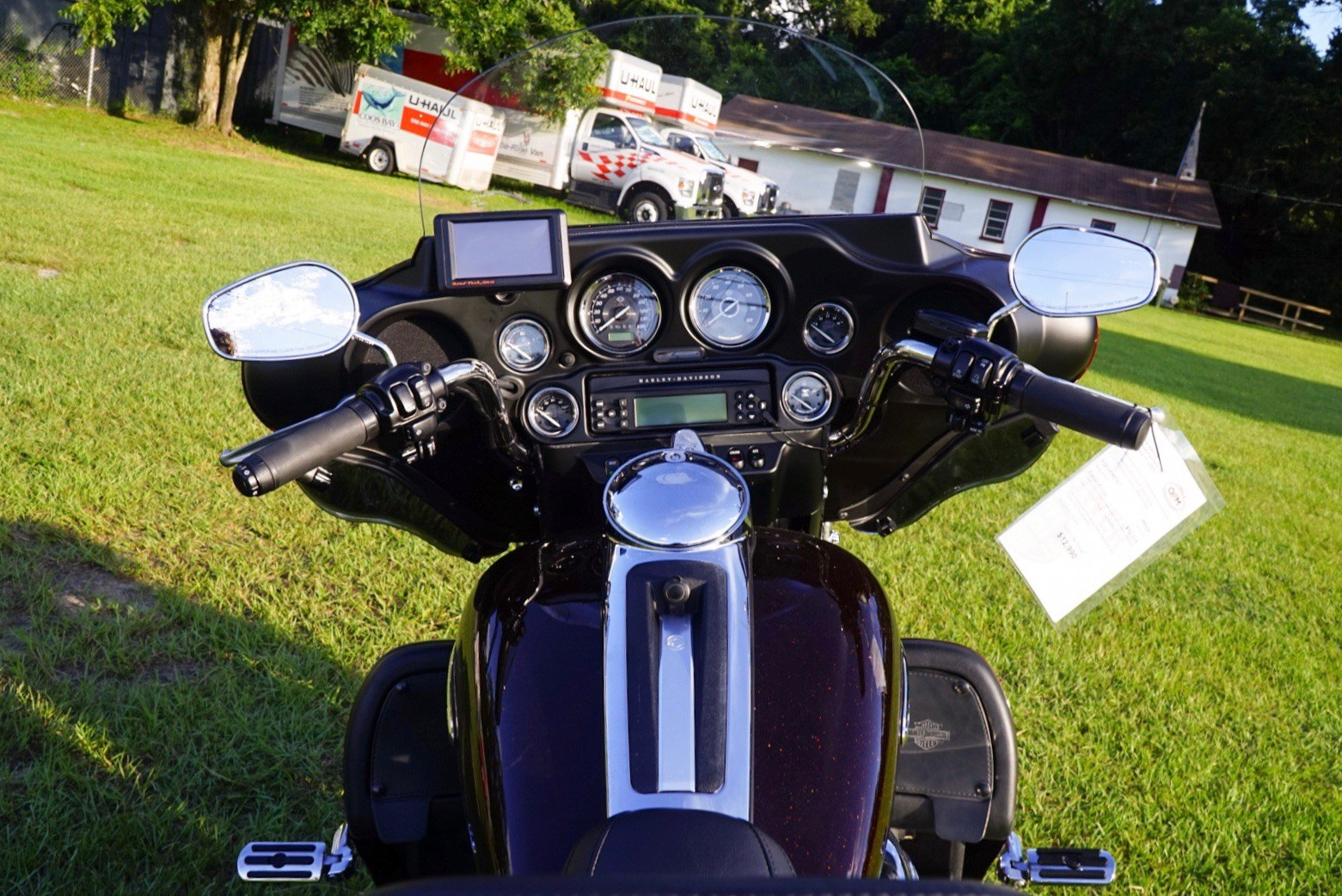 2011 Harley-Davidson Electra Glide® Ultra Limited in Pensacola, Florida - Photo 18