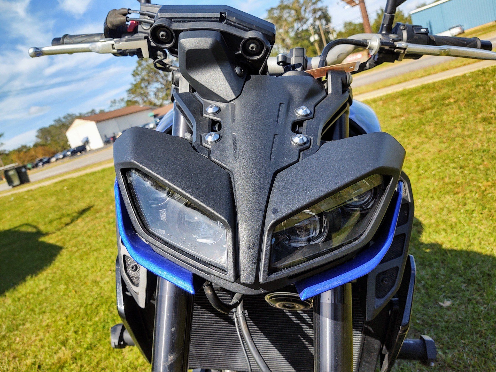 2019 Yamaha MT-09 in Pensacola, Florida - Photo 13