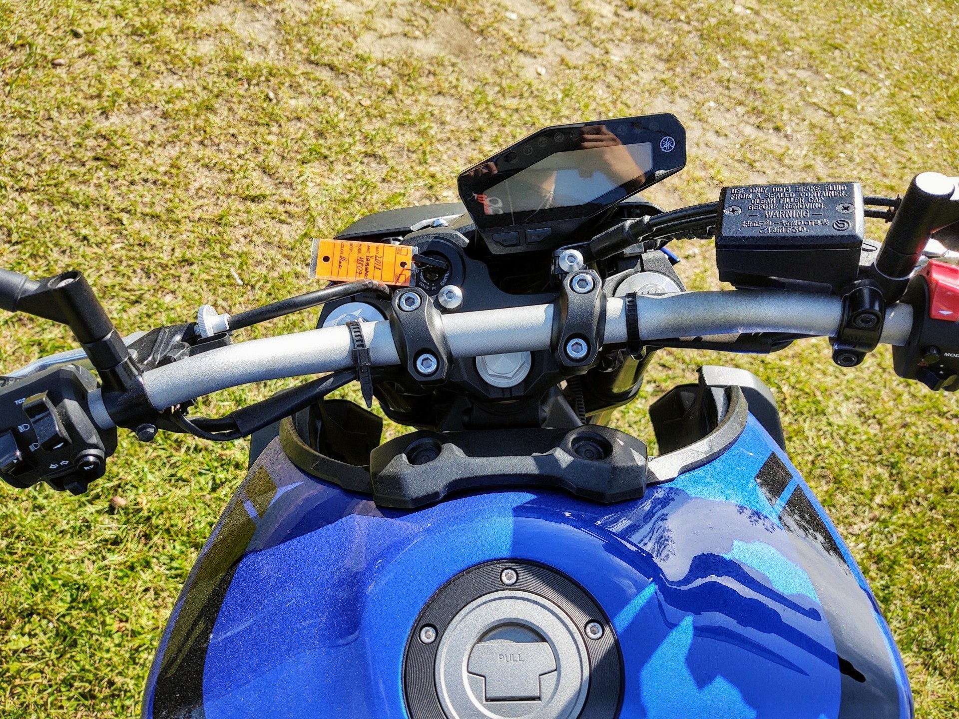2019 Yamaha MT-09 in Pensacola, Florida - Photo 20