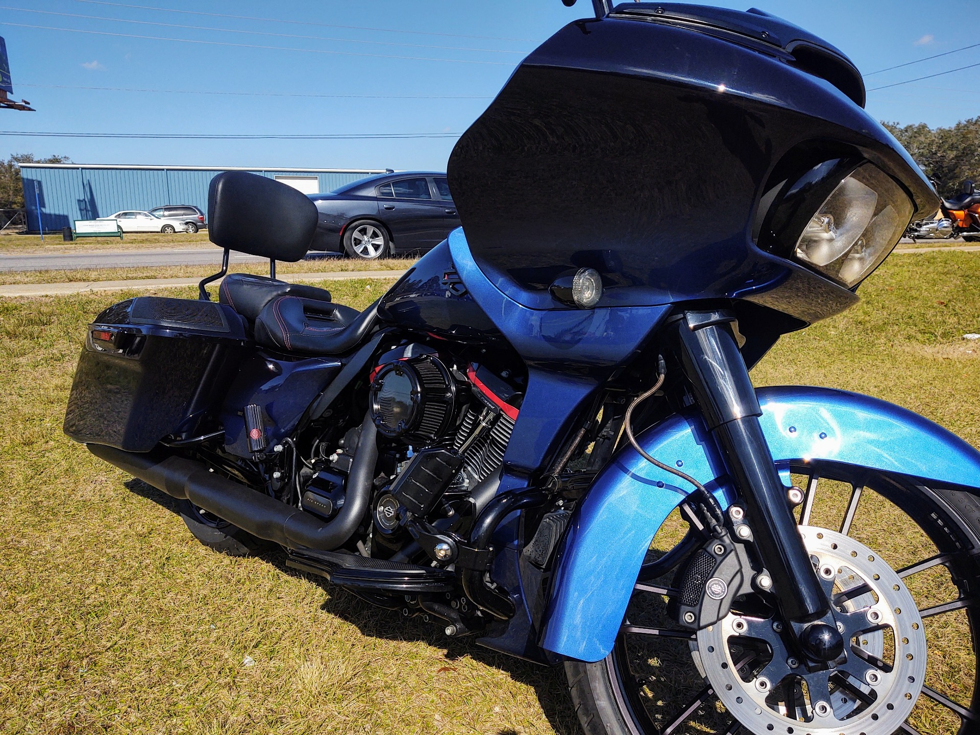 2019 Harley-Davidson CVO™ Road Glide® in Pensacola, Florida - Photo 4