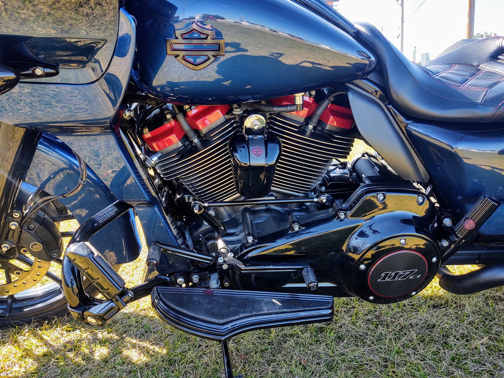 2019 Harley-Davidson CVO™ Road Glide® in Pensacola, Florida - Photo 10
