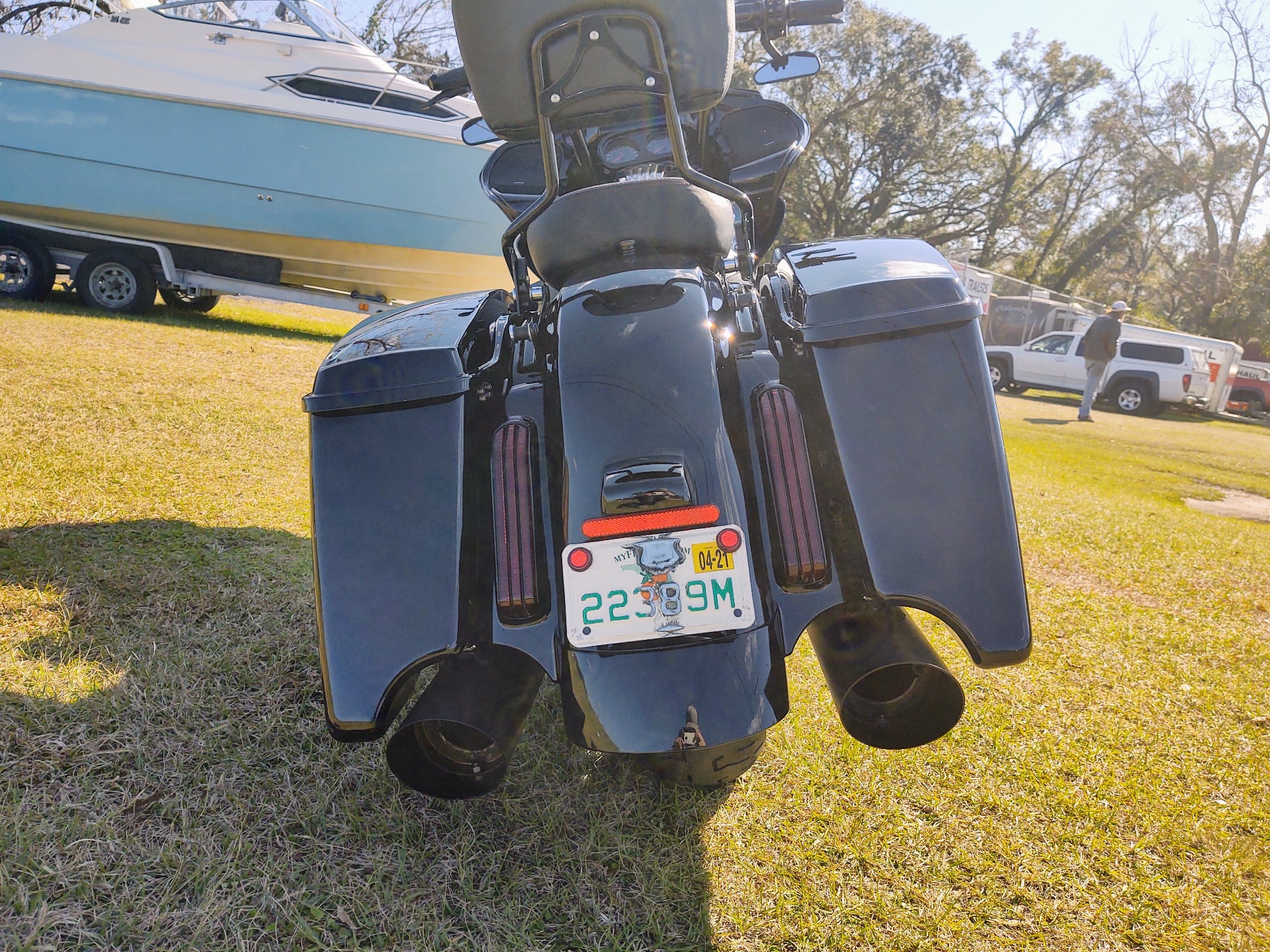 2019 Harley-Davidson CVO™ Road Glide® in Pensacola, Florida - Photo 20