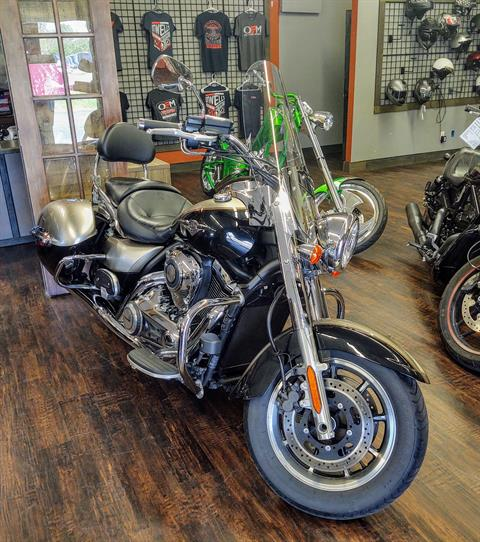 2013 Kawasaki Vulcan® 1700 Nomad™ in Pensacola, Florida - Photo 1
