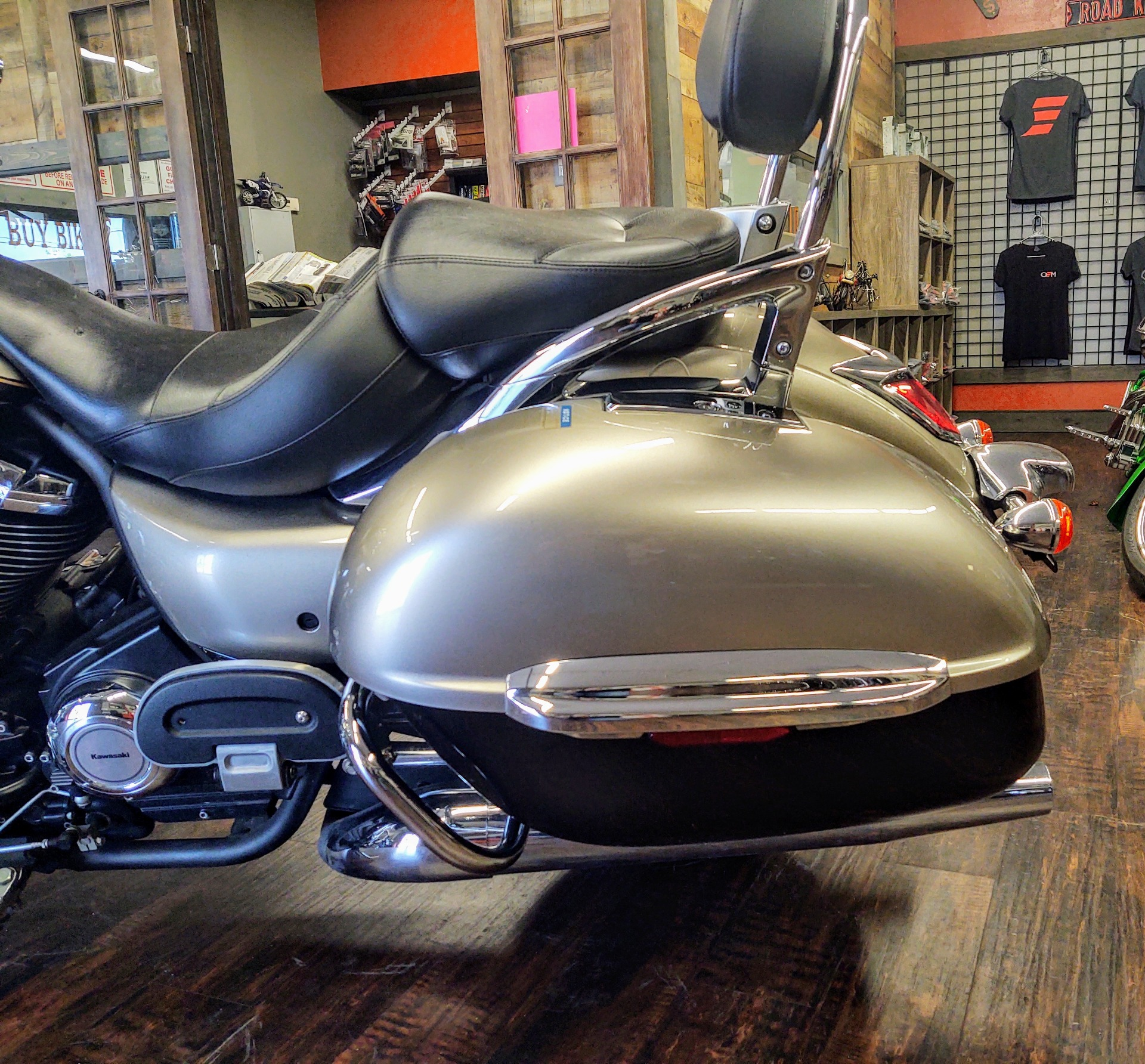 2013 Kawasaki Vulcan® 1700 Nomad™ in Pensacola, Florida - Photo 9