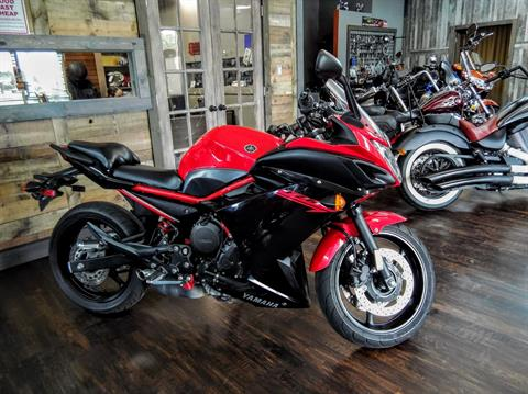 2015 Yamaha FZ6R in Pensacola, Florida - Photo 2