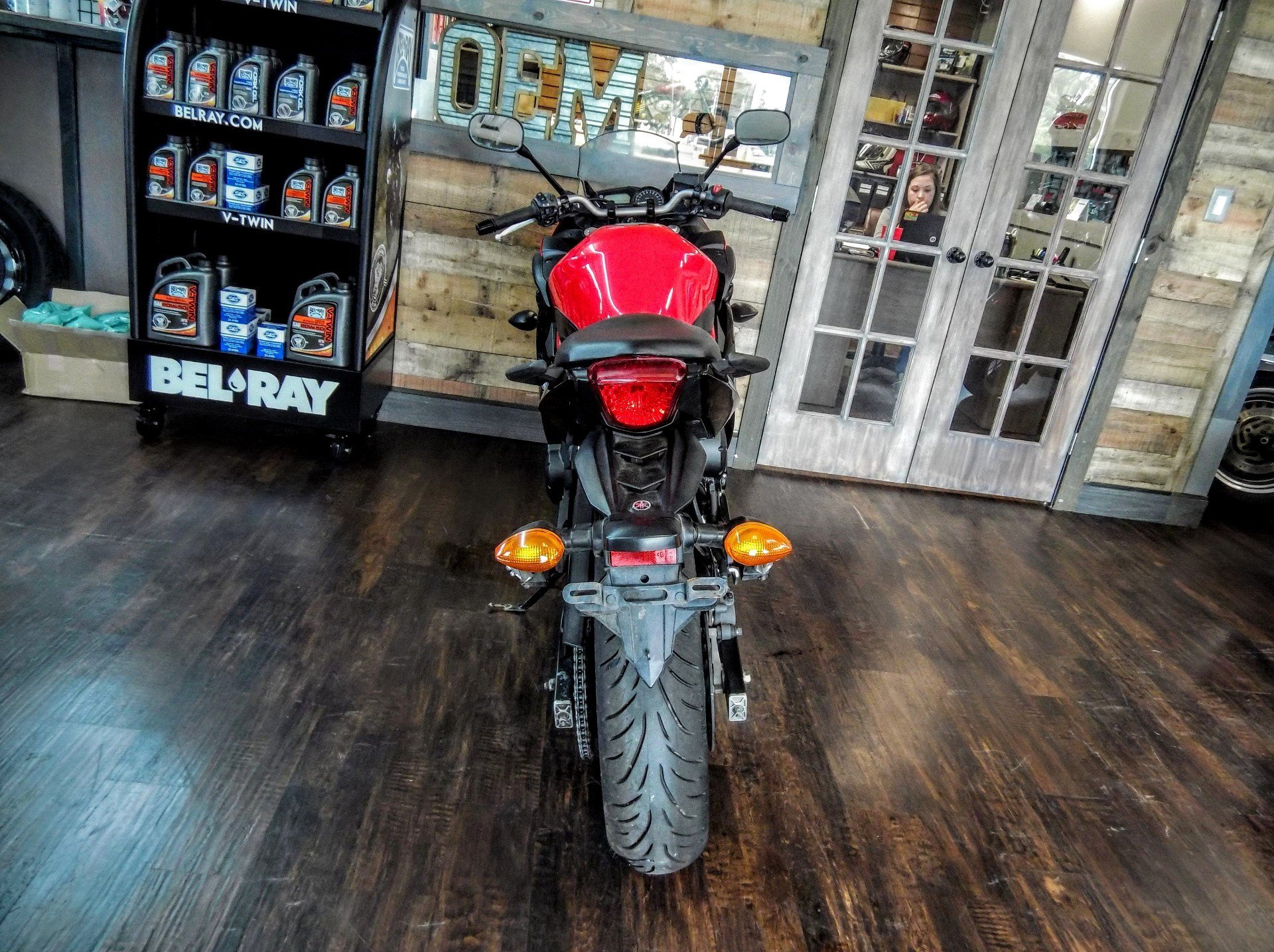 2015 Yamaha FZ6R in Pensacola, Florida - Photo 15