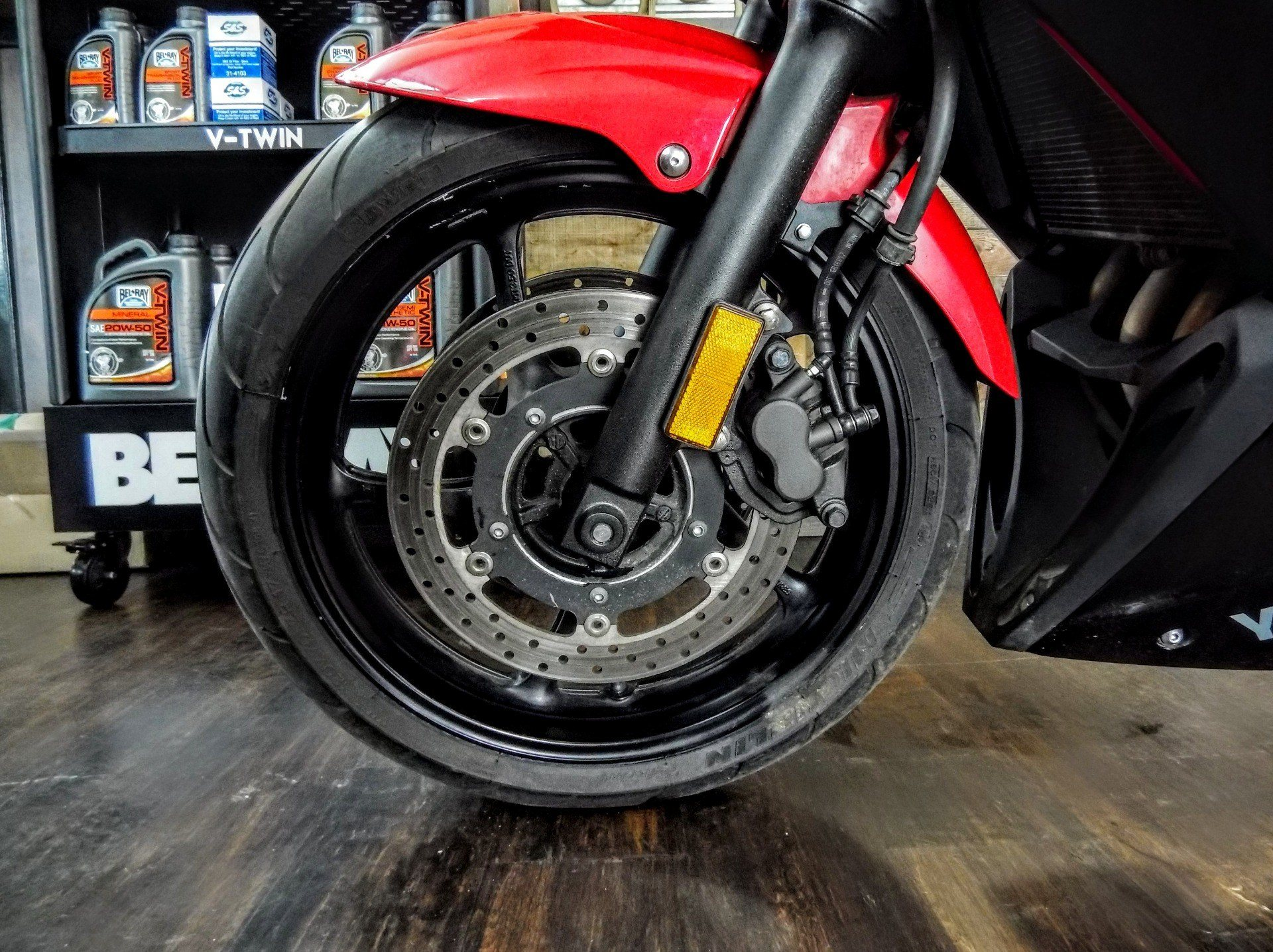2015 Yamaha FZ6R in Pensacola, Florida - Photo 7