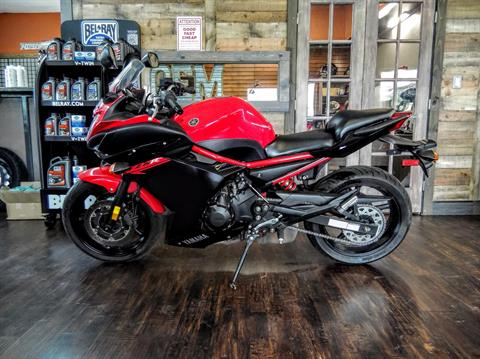 2015 Yamaha FZ6R in Pensacola, Florida - Photo 6