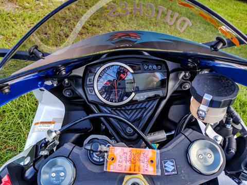 2013 Suzuki GSX-R600™ in Pensacola, Florida - Photo 2