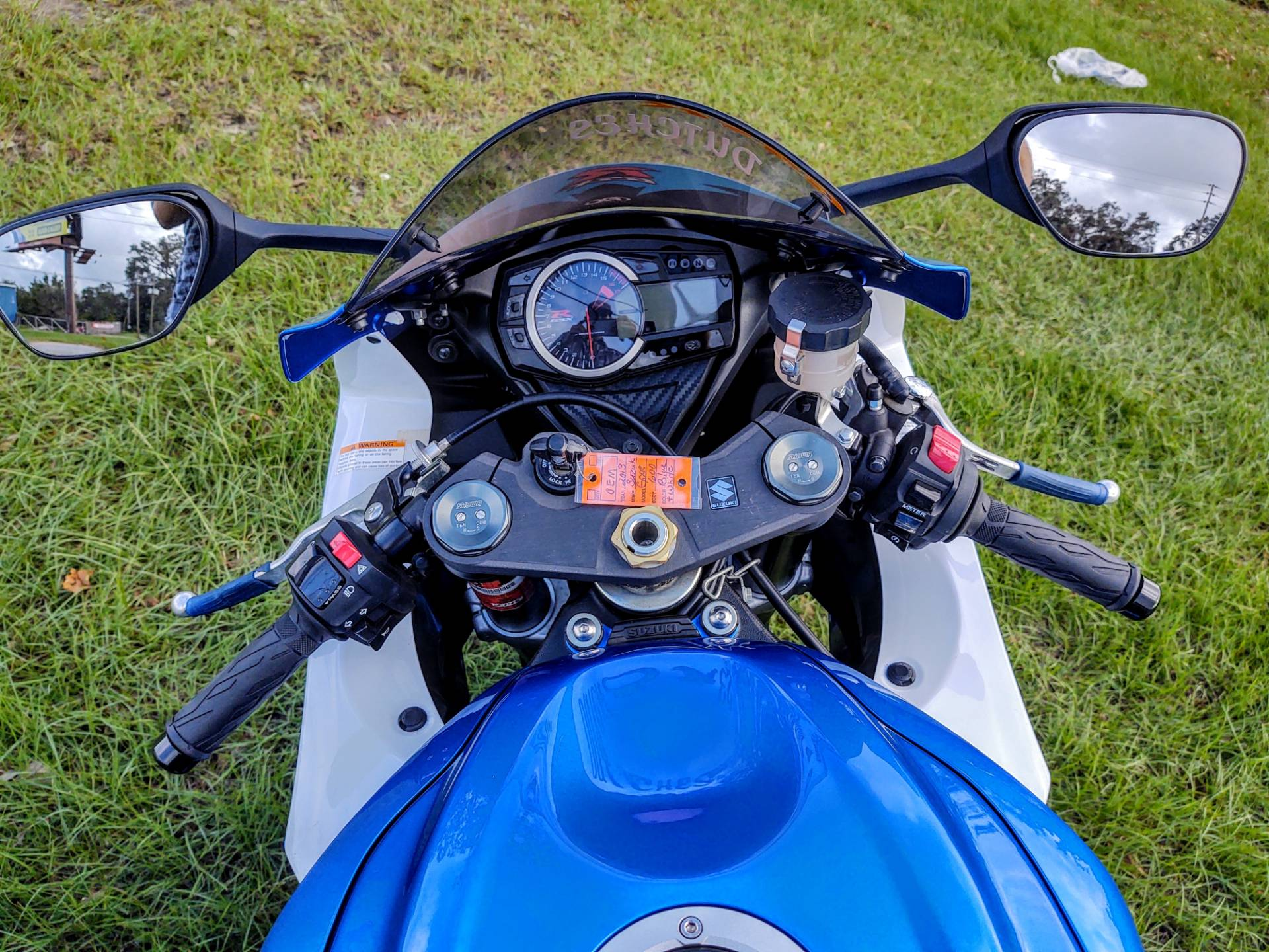 2013 Suzuki GSX-R600™ in Pensacola, Florida - Photo 3