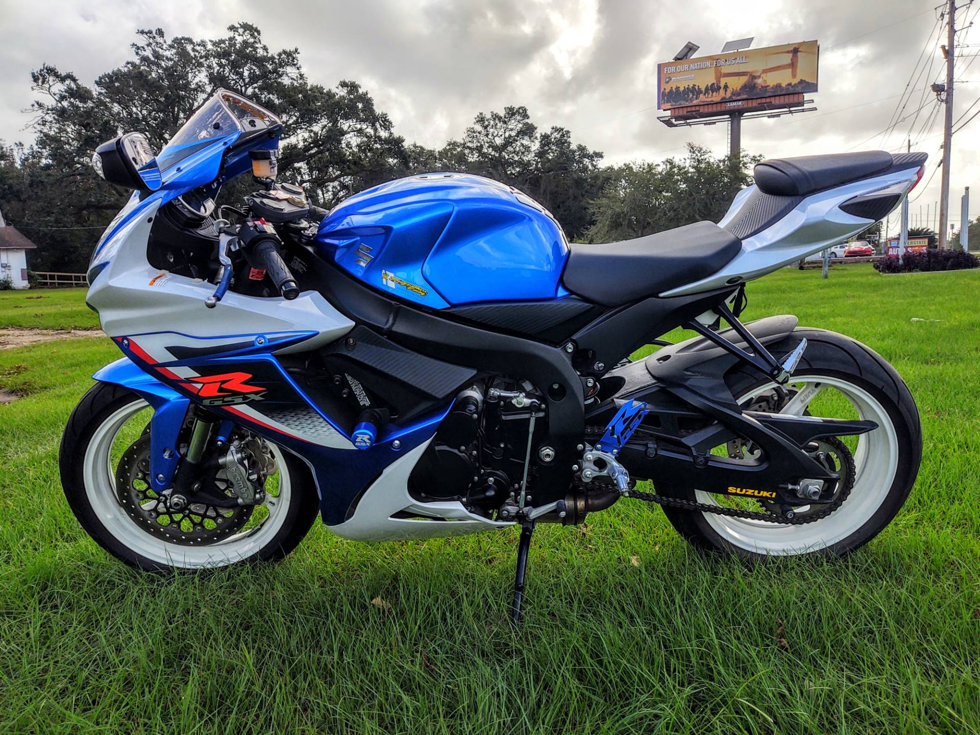 2013 Suzuki GSX-R600™ in Pensacola, Florida - Photo 10
