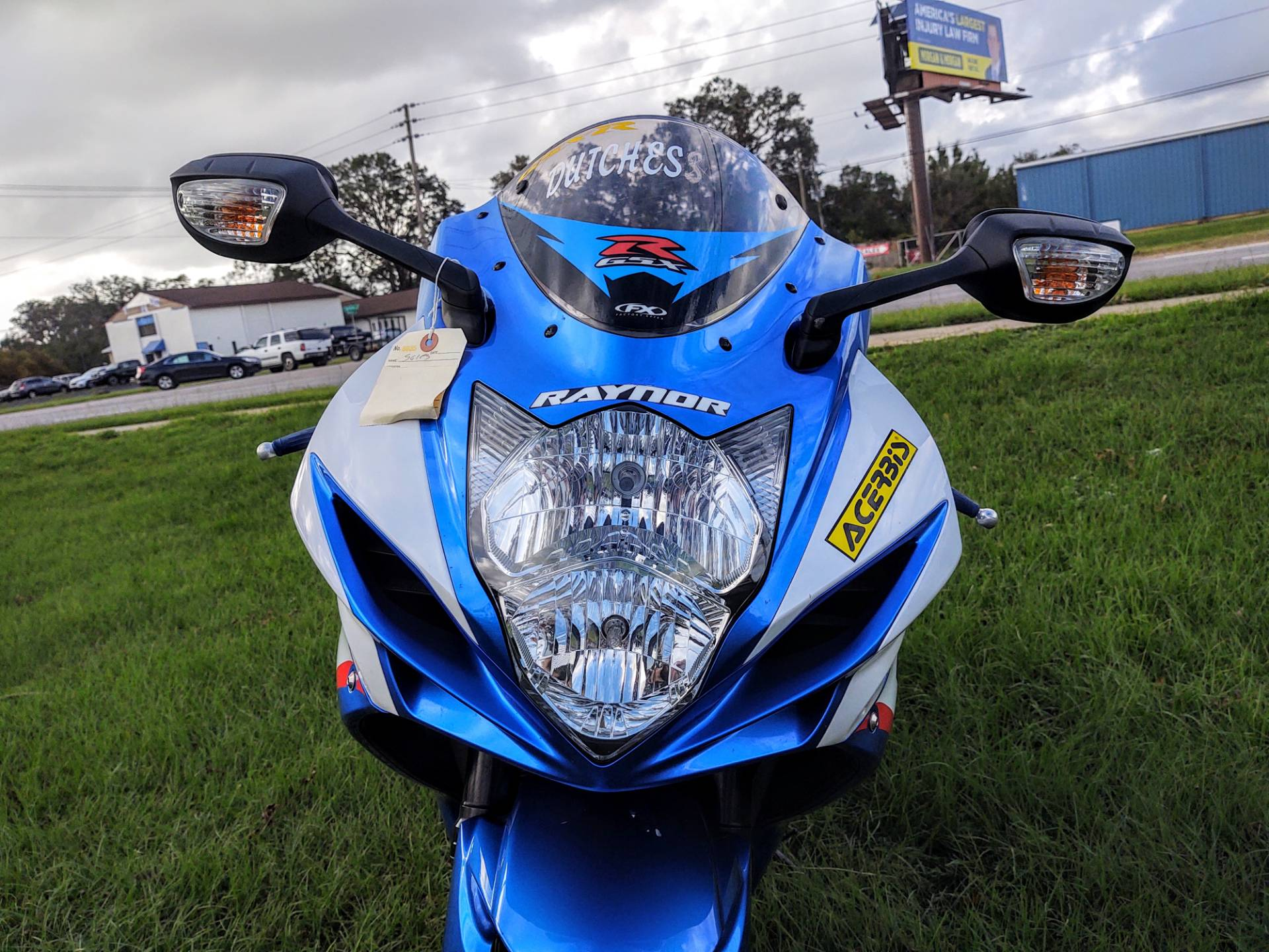 2013 Suzuki GSX-R600™ in Pensacola, Florida - Photo 14