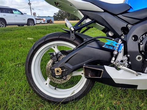 2013 Suzuki GSX-R600™ in Pensacola, Florida - Photo 16