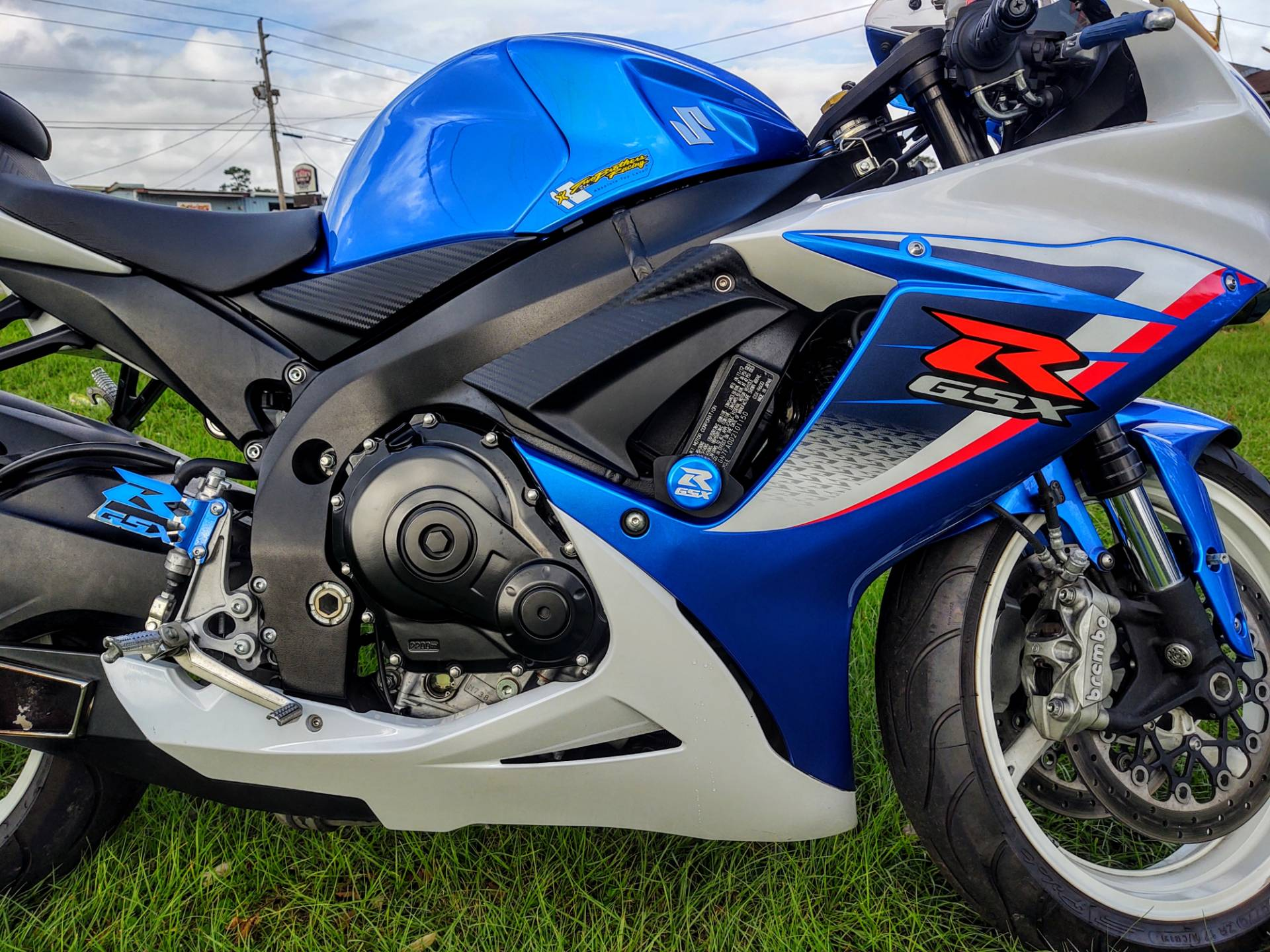 2013 Suzuki GSX-R600™ in Pensacola, Florida - Photo 17