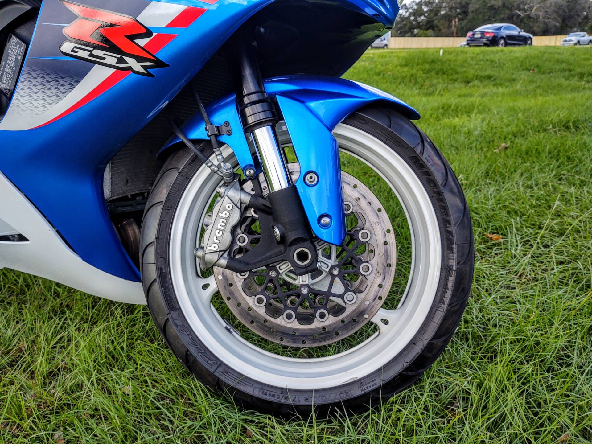 2013 Suzuki GSX-R600™ in Pensacola, Florida - Photo 19