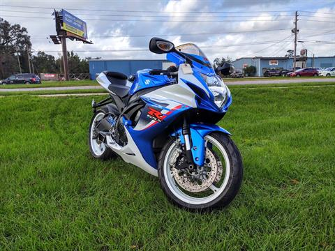 2013 Suzuki GSX-R600™ in Pensacola, Florida - Photo 21